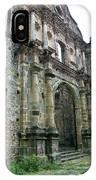 Iglesia De La Compania De Jesus 2 IPhone Case