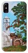 Iglesia De Santa Anna IPhone Case