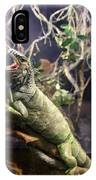 Iguana 340 IPhone Case
