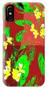 Ikebana IPhone Case