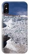 Illampu Glacier IPhone Case