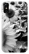 Illinois Sunflowers IPhone Case