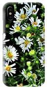 Illinois Wildflowers 1 IPhone Case