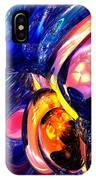 Illuminate Abstract  IPhone Case