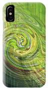Illusion No. 1 IPhone Case