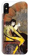 Illustration From Faust  IPhone Case