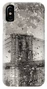 Im Selling The Brooklyn Bridge Or At Least A Photo Of It  IPhone Case