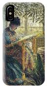 Image 348 Claude Oscar Monet IPhone Case