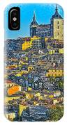 Image Of Portugal From The Road IPhone Case