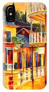 Images Of The French Quarter IPhone Case