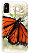 Img_5290-004 - Butterfly IPhone Case