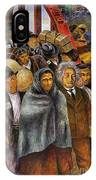 Immigrants, Nyc, 1937-38 IPhone Case