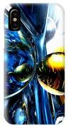 Impassioned Abstract IPhone Case