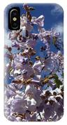 Imperial Tree Flowers IPhone Case