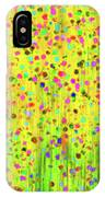 Impressionist Meadow IPhone Case