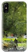 Impressionist Series #1 IPhone Case