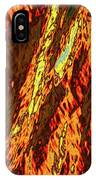 Impressions Of A Burning Forest 11 IPhone Case