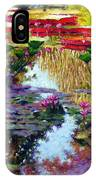 Impressions Of Summer Colors IPhone Case
