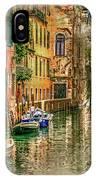 Impressions Of Venice IPhone Case