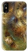 Improvisation For Mahavishnu IPhone Case