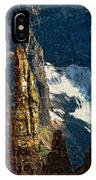 In A High Place Impasto IPhone Case
