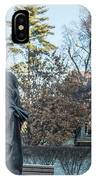 In Celebration Of Family Notre Dame 2 IPhone Case
