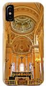 In Church IPhone Case