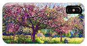 In Love With Spring, Blossom Trees IPhone X Case