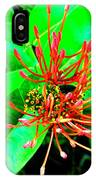 In My Garden IPhone Case