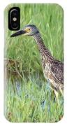 In Tall Grasses IPhone Case