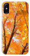 In The Autumn Mood  IPhone Case