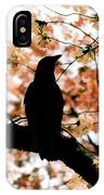 In The Cherry Tree IPhone Case