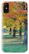 In The Fall IPhone Case