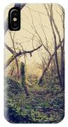 In The Forest Of Dreams IPhone Case