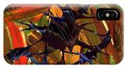 In The Forward Mind Abstract IPhone Case