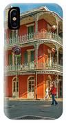 In The French Quarter - 3 IPhone Case