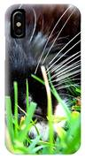 In The Grass IPhone Case