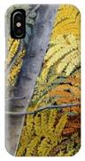 In The Maine Woods IPhone Case