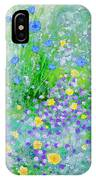 In The Meadow IPhone Case