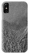 In The Moment Bw Two  IPhone Case