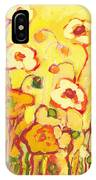 In The Summer Sun IPhone Case by Jennifer Lommers