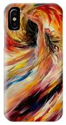 In The Vortex Of Passion IPhone Case