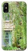 In The Weeping Willows IPhone Case