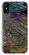 In The Whirl Of Light IPhone Case