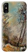 In The Wood 451180 IPhone Case