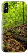 In The Woods_2 IPhone Case