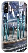 Incense In Nara IPhone Case