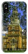 Independence Hall-philadelphia IPhone Case