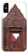Independence Park 4 IPhone Case