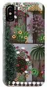India: Garden IPhone Case